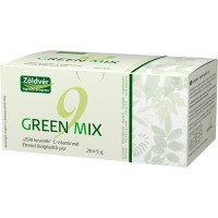 Green Mix 9 supliment nutritiv pulbere