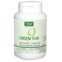 Green Mix 9 capsule